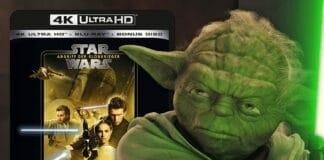 Star Wars Episode 2 - Angriff der Klonkrieger 4K Blu-ray im Test