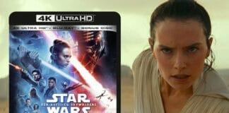 Test Star Wars Der Aufstieg Skywalkers 4K Blu-ray