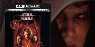 Test Star Wars Die Rache der Sith 4K Blu-ray