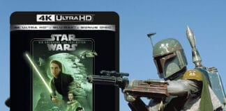 Test Star Wars Die Rückkehr der Jedi-Ritter 4K Blu-ray