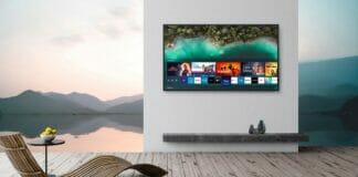 """""""The Terrace"""" ist Samsungs 4K QLED TV für den Außenbereich"""