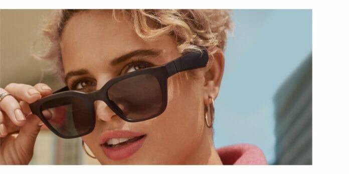 Bose Frames Frau