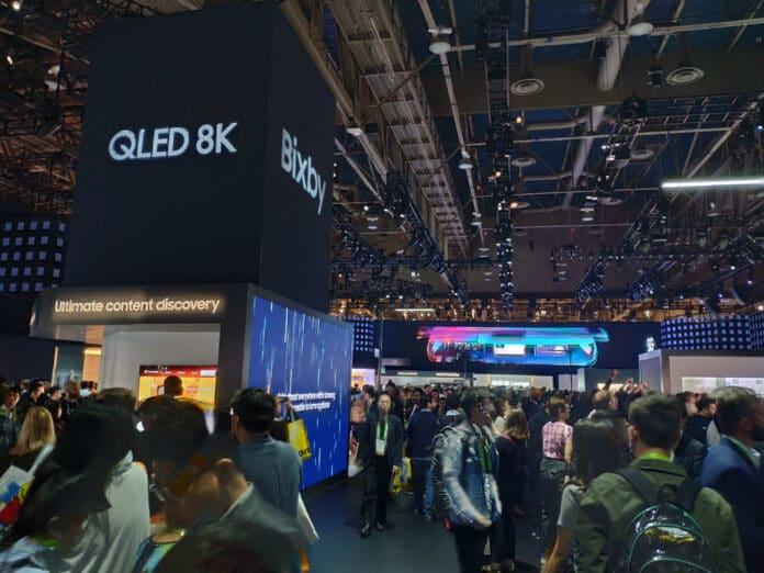 CES Samsung QLED