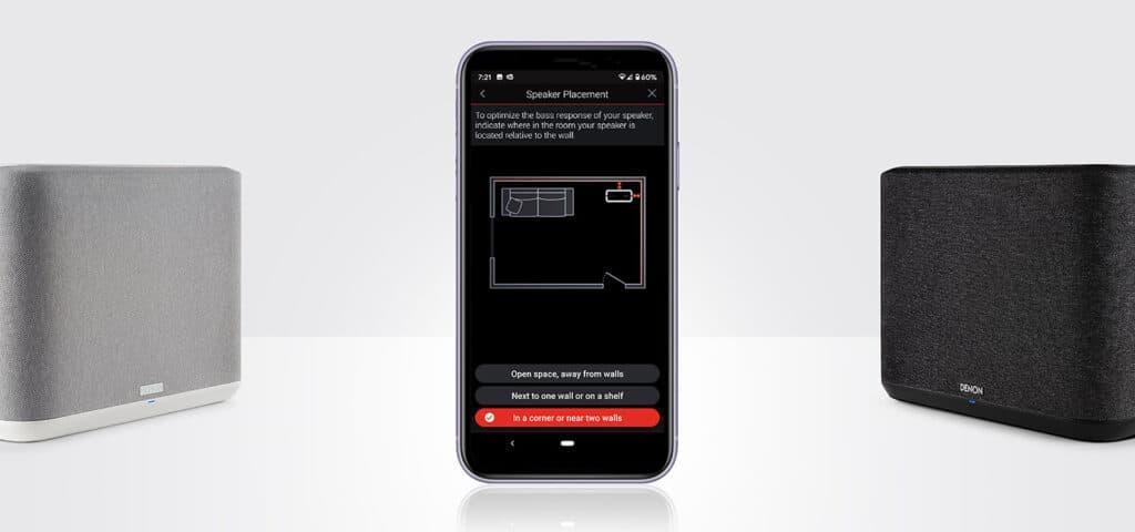 Denon HEOS App