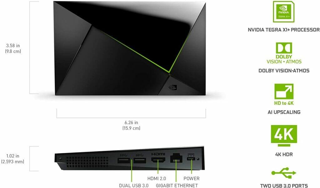 Nvidia Shield TV Pro Neu