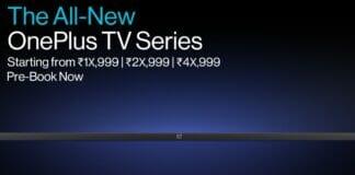 OnePlus TVs 2020
