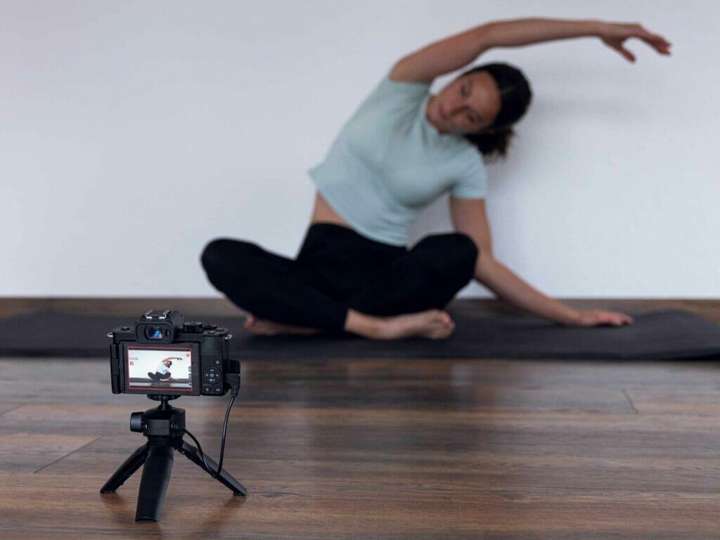 Panasonic Lumix G110 Selfie Video