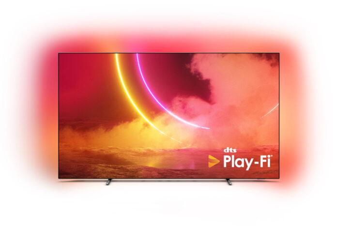 Philips wird für Multiroom-Lautsprecher und seine TVs auf DTS Play-Fi setzen