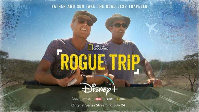 Rogue Trip Disney+