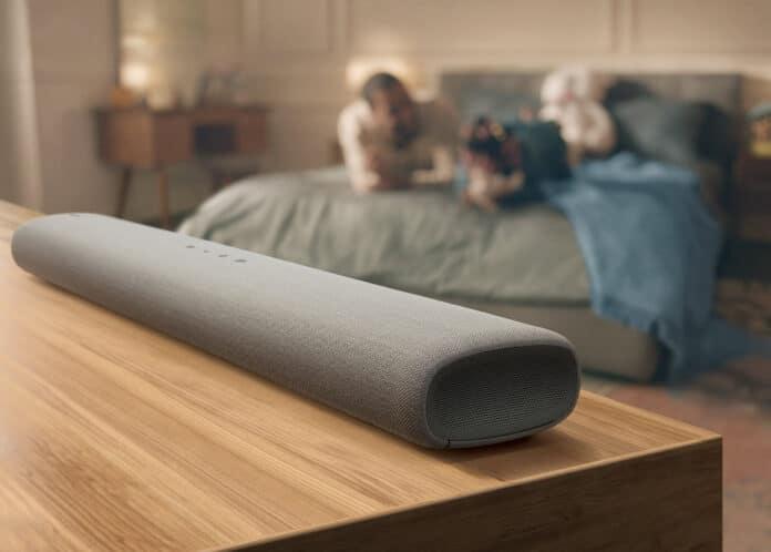 Die neue Soundbar Samsung HW-S61T
