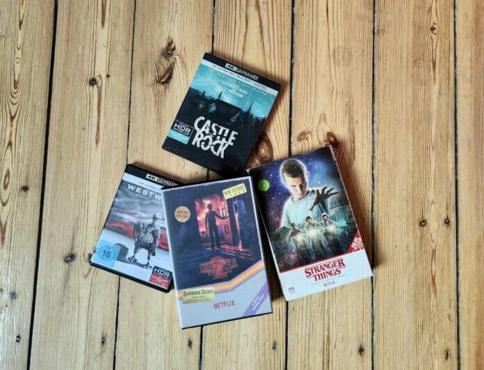TV Serien UHD Blu-ray