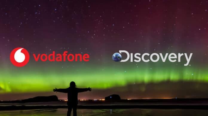 Vodafone und Discovery