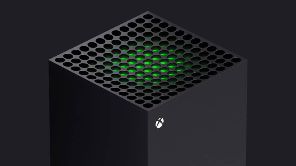 Xbox Series X Lueftung