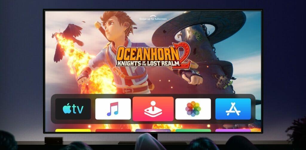 Apple Arcade Apple TV 4K
