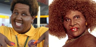 """""""Blackface"""" in den BBC-Comedy-Formaten """"Little Britain"""" und """"Come Fly With Me"""""""