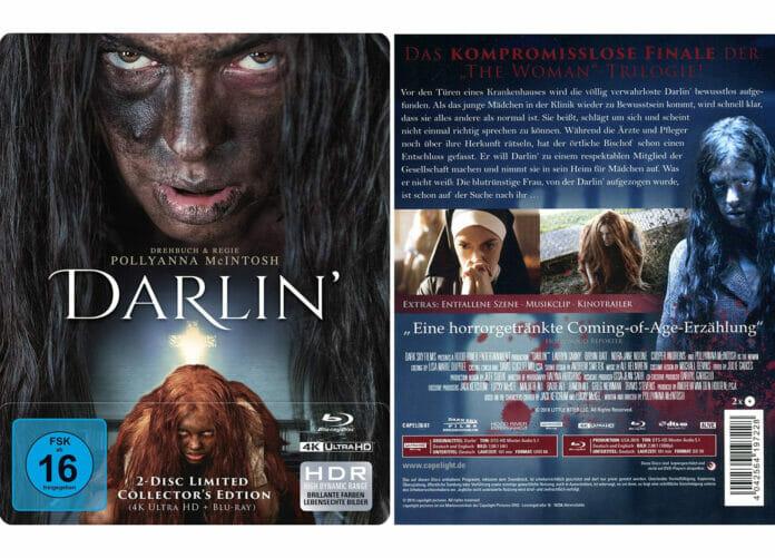 Supergünstig: Darlin' als 4K Blu-ray Steelbook für nur 9.99 Euro