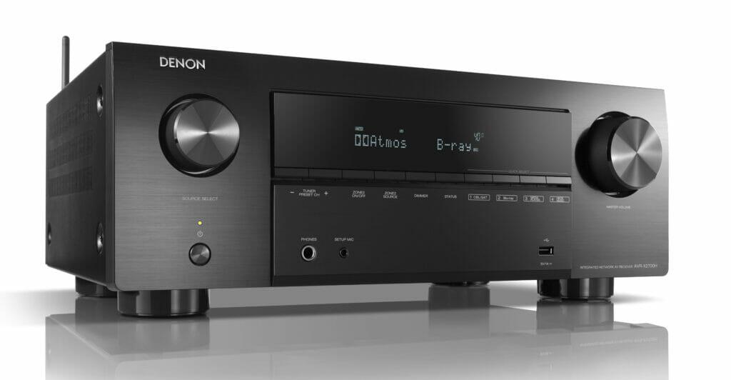 Der Denon AVR-X2700H erscheint im September 2020