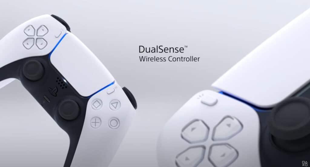 Der PS5 DualSense Wireless Controller