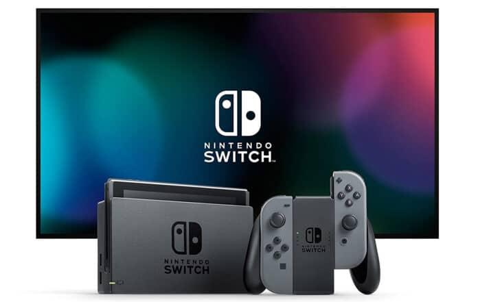 Beste Unterhaltung für Unterwegs oder am TV: Die Nintendo Switch Konsole!