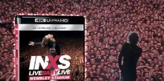 """""""INXS Live Baby Live"""" erscheint auf 4K Blu-ray mit Dolby Atmos"""