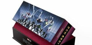 Der Traum für MCU-Fans: The Infinity Saga Collectors Edition 4K Blu-ray Gesamtbox