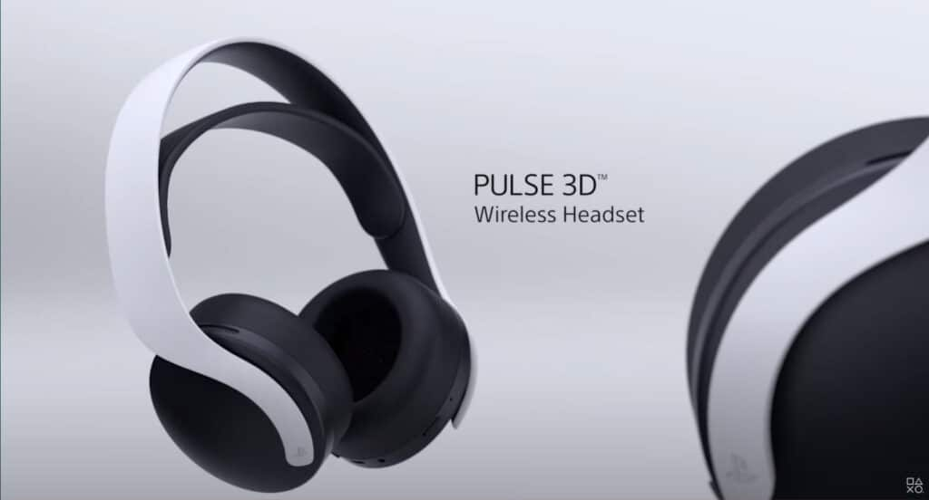 PS5 Pulse Wireless Headset