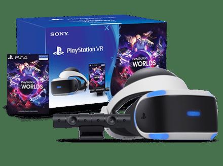 Ihr habt eine PS4? Dann könnt ihr mit diesem VR-Bundle gleich in Virtual Reality Welten abtauchen
