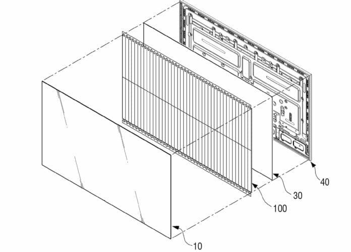 Ist das Samsung Micro-LED-TV mit modularer Bauweise