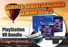 Abtauchen in fremde Welten, mit dem PlayStation VR Bundle