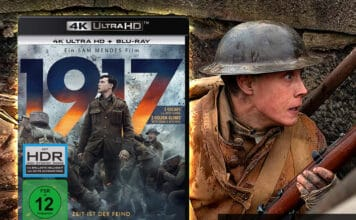 1917 auf 4K Blu-ray im Test