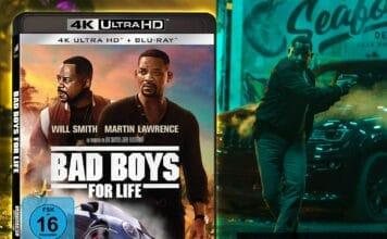 Bad Boys For Life 4K Blu-ray im Test