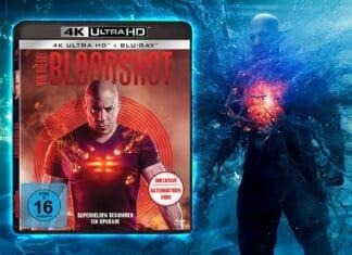 Wir testen für euch die 4K Blu-ray von Bloodshot!