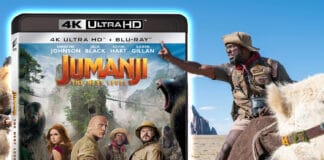Jumanji 2: The Next Level auf 4K Blu-ray im Test