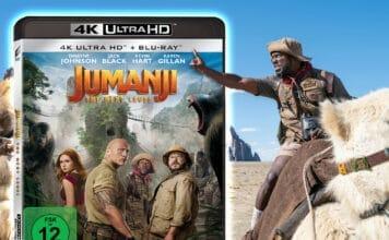 Jumanji 2: The Next Level auf 4K Blu-ray im Test