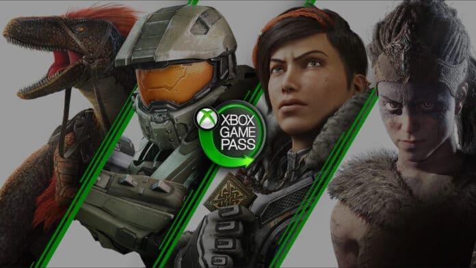 Xbox Game Pass 2020