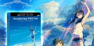 Endlich wieder ein Anime-Film auf 4K Blu-ray: Weathering with you - Das Mädchen das die Sonne berührte