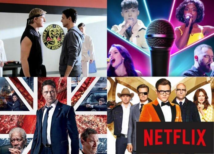 August Neuheiten auf Netflix!