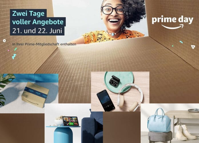 Der Prime Day 2021 findet am 21./22. Juni statt