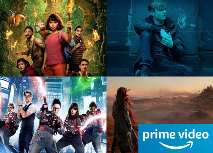 August Neuheiten auf Amazon Prime Video