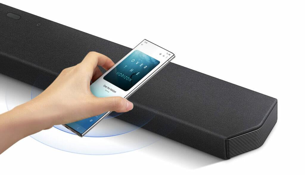 Samsung TapSound Musik