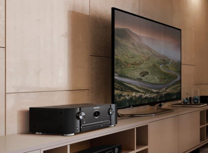 Der HDMI 2.1-Einstieg von Marantz: Der SR5015 (SR5015DAB)