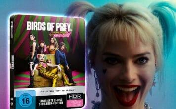 Im Test: Harley Quinn - Birds of Prey auf 4K Blu-ray