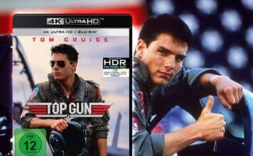 """TEST: Wir wagen uns mit der Top Gun 4K Blu-ray erneut auf den """"Highway to the Danger Zone"""""""