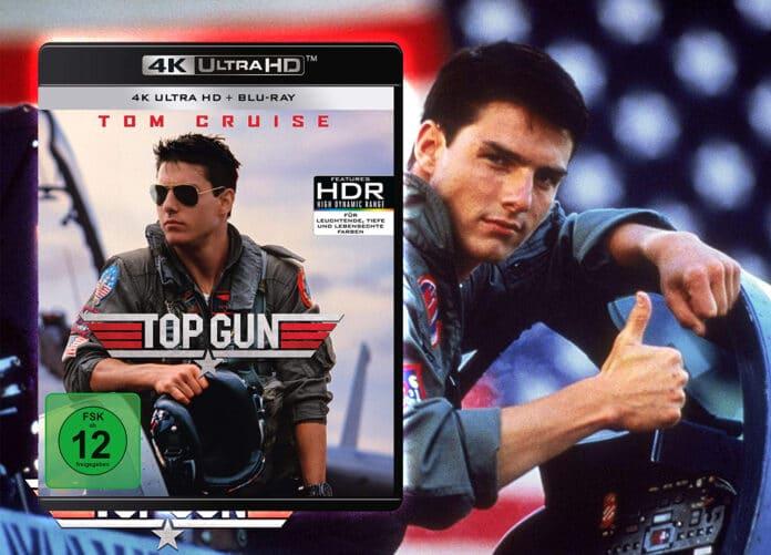 TEST: Wir wagen uns mit der Top Gun 4K Blu-ray erneut auf den