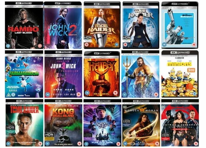 Na was passendes gefunden? Zwei 4K Blu-rays auswählen und nur 32 Euro zahlen!