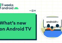 Android TV Neu August 2020