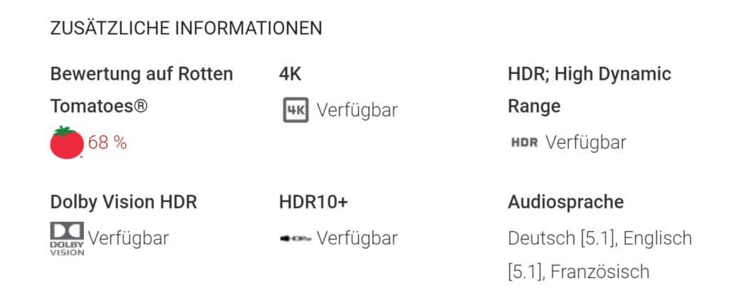 Google Play HDR10+