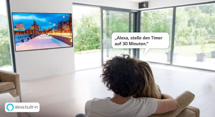 LG OLED_Alexa