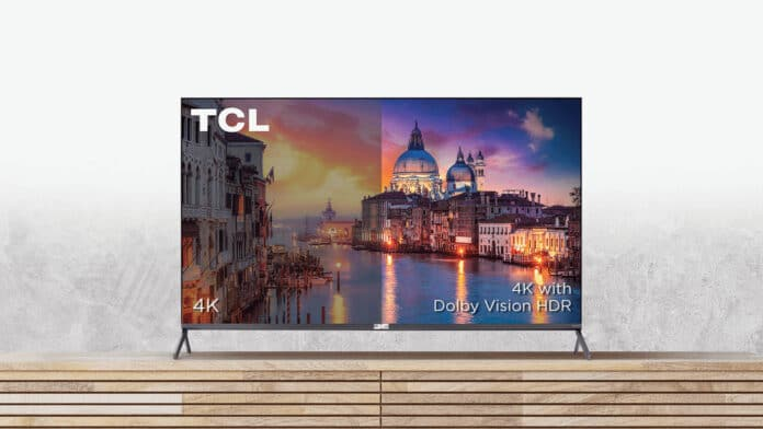 TCL Series 6 QLED