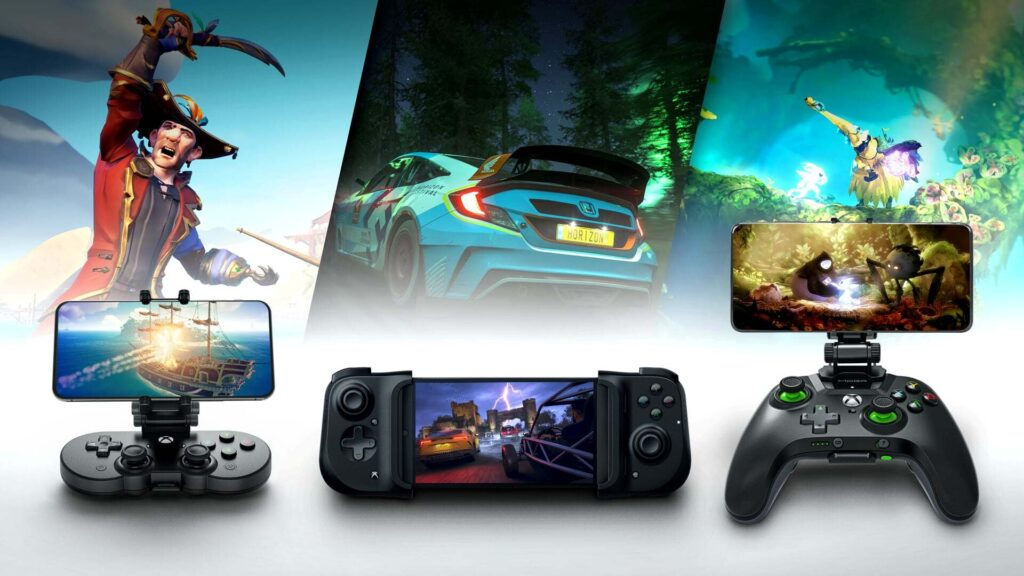 Xbox Mobile Gaming